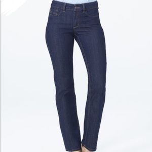 Not Your Daughter's Jeans Straight Dark Wash